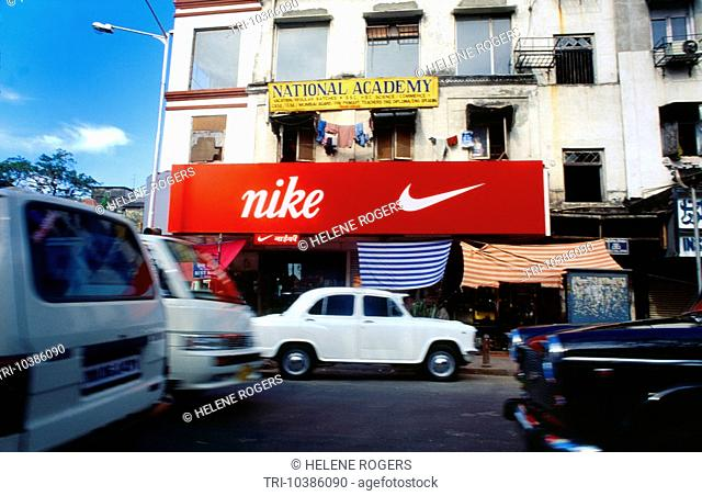 Mumbai Formerly Bombay  India Nike Store