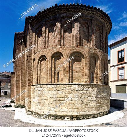 Church of San Lorenzo el Real, Toro. Zamora province, Castilla-Léon, Spain