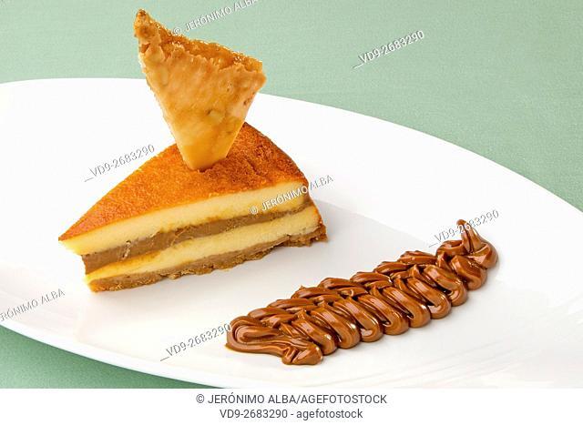 Cheesecake desert