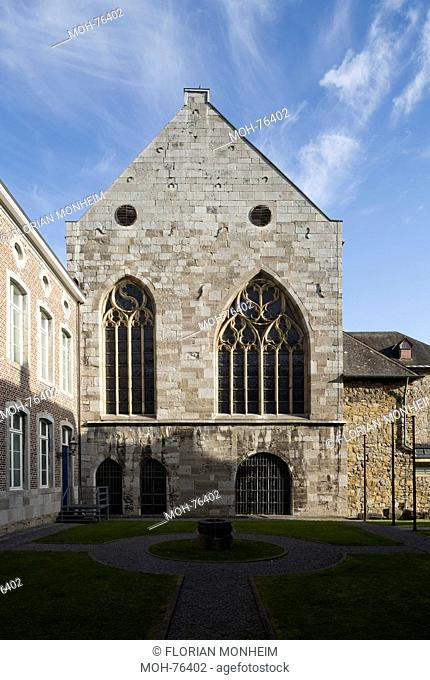 Kornelimünster, Kloster