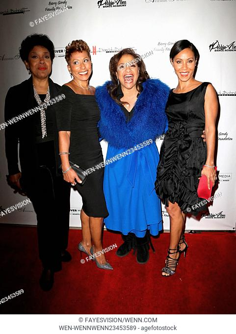 'Freeze Frame' Gala and Architects of Change - Arrivals Featuring: Phylicia Rashad, Adrienne Banfield-Jones, Debbie Allen