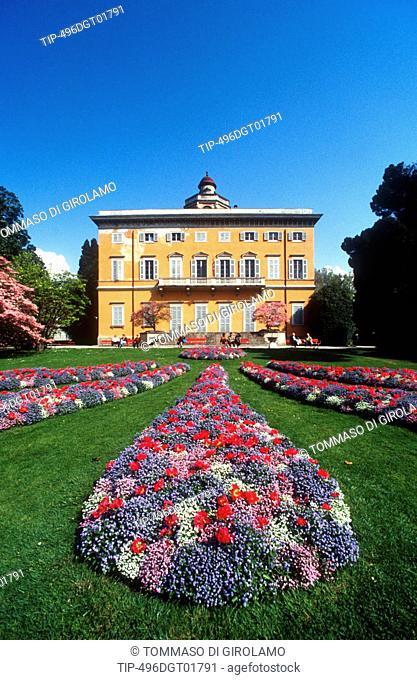 Switzerland, Lugano, Villa Ciano