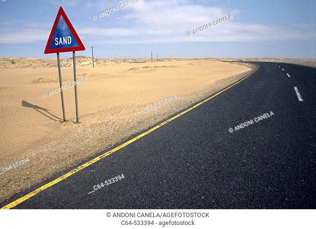 Luderitz. Namib Desert. Namibia