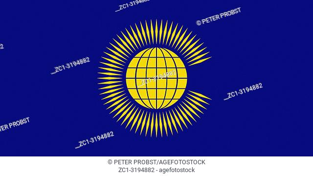Flag of the Commonwealth of Nationes