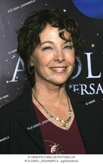 Kathleen Quinlan  03/22/05 APOLLO 13 ANNIVERSARY EDITION DVD @ California Science Center, Downtown Los Angeles Photo by Izumi Hasegawa/HNW / PictureLux (March...