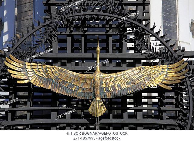Ukraine, Kiev, Kyiv, Holodomor Famine Memorial