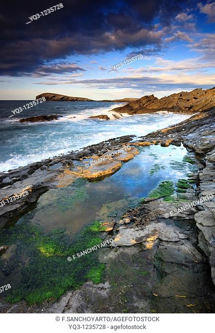 Seascape, Sonabia Coast, Castro Urdiales, Cantabria