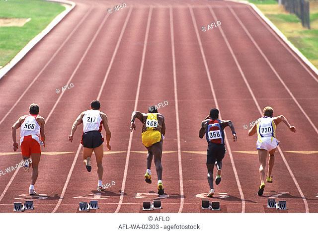 Track & Field, Athletics