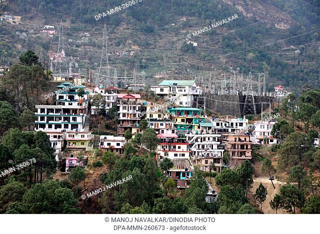 Dharampur city, Solan, Himachal Pradesh, India, Asia