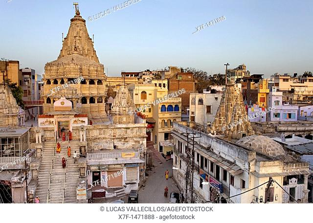 Jagdish Temple,Udaipur, Rajasthan, india