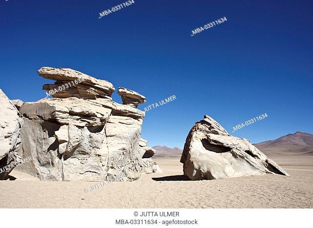 Bolivia, Los Lipez, Desierto de Siloli