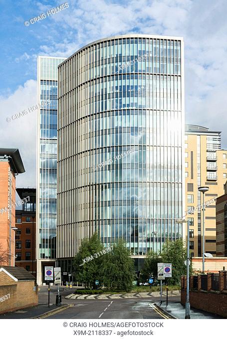 11 Brindleyplace, Birmingham, England