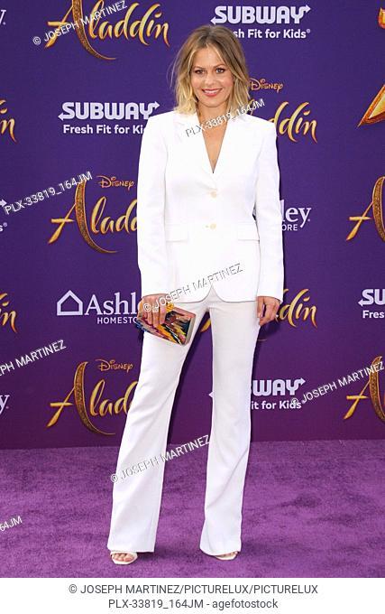 "Candace Cameron Bure at The World Premiere of Disney's """"Aladdin"""" held at El Capitan Theatre, Hollywood, CA, May 21, 2019"