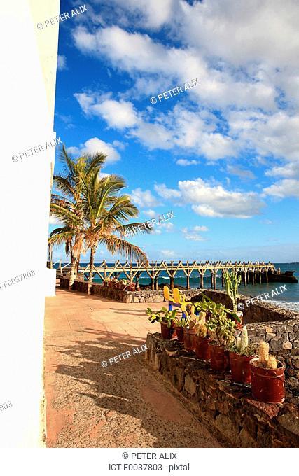 Spain, Canary islands, Lanzarote, Arrieta