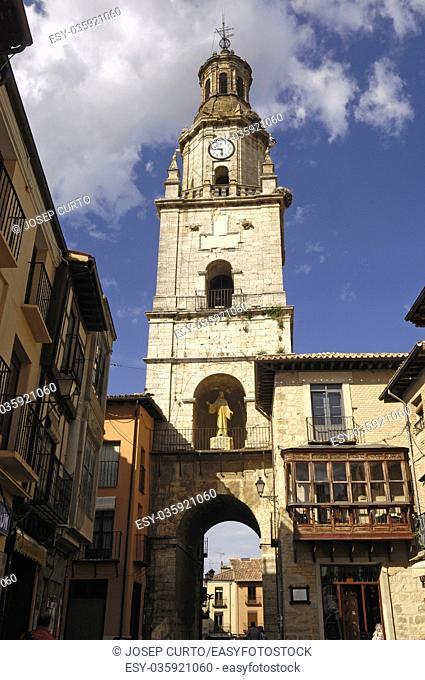 main Square of Toro, Zamora province, Castilla y Leon, Spain