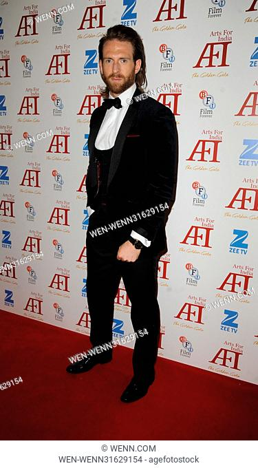 Arts for India Golden Gala - Arrivals Featuring: Craig McGinlay Where: London, United Kingdom When: 31 May 2017 Credit: WENN.com