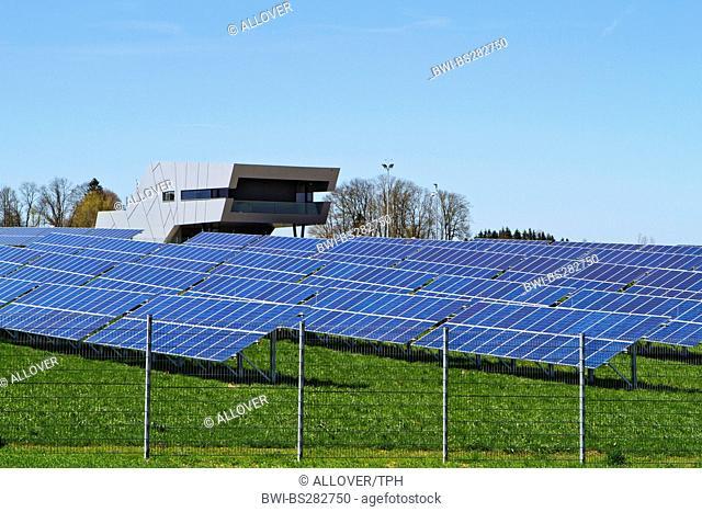 solar plant, Austria, Eberstalzell
