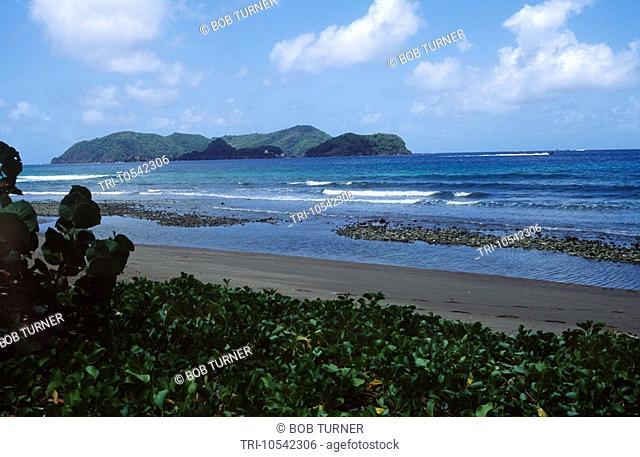Speyside Tobago Trinidad View of Islands