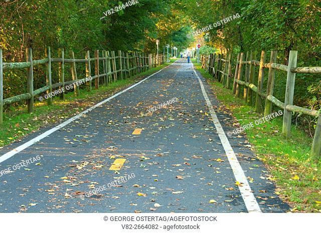 East Bay Bike Path, East Bay Bike Path State Park, Rhode Island