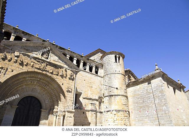 Santillana del Mar is one of the most beautiful villages in Cantabria. Spain