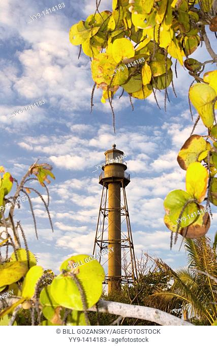 Sanibel Island Lighthouse - Sanibel Island, Florida