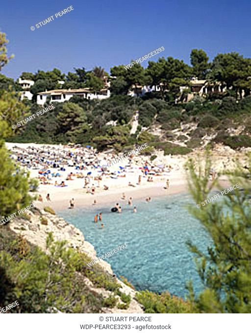 Anguila Beach, Majorca, Balearic Islands