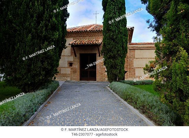 Ermita de San Sebastián 17h Century, Boadilla del Monte, Madrid Province, Spain
