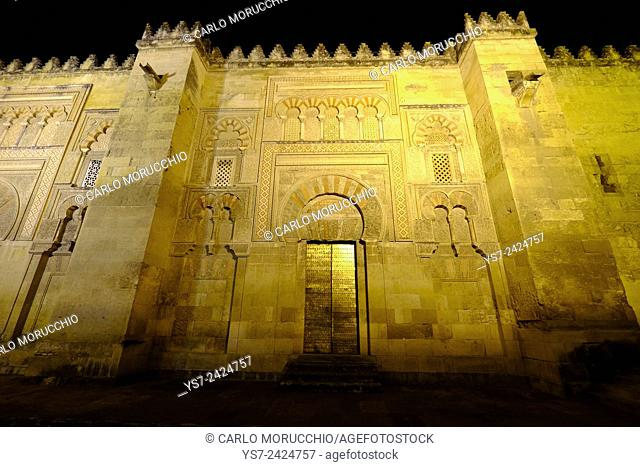 The Mezquita of Cordoba, Andalucia, Spain, Europe