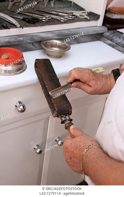 Hand razor