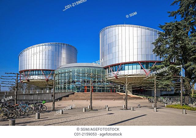 European Court of Human Rights Strasbourg Alsace France