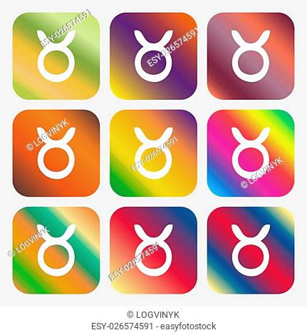 Taurus zodiac sign Stock Photos and Images   age fotostock