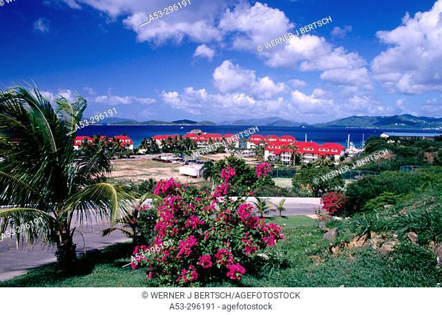 Sapphire Beach Resort. St. Thomas. US Virgin Islands. West Indies. Caribbean