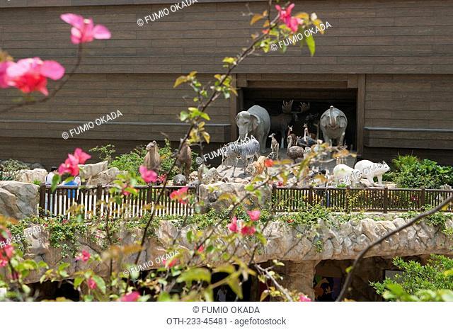 Ark Park, Noah's Ark, Ma Wan, Hong Kong