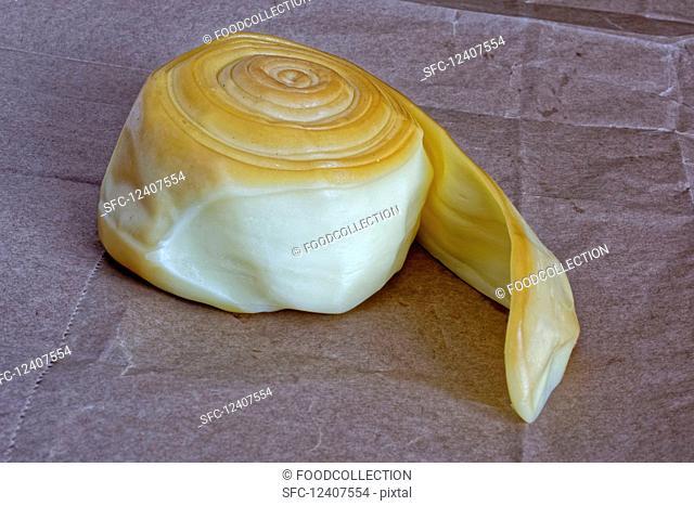 Smoked Gomolya cheese