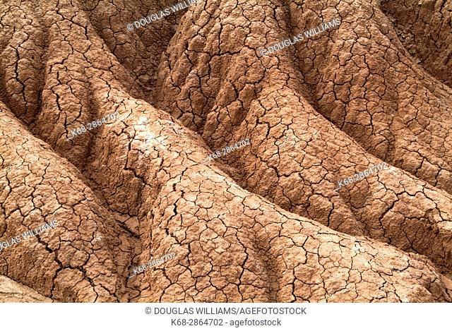Tatacoa Desert in Colombia, South America