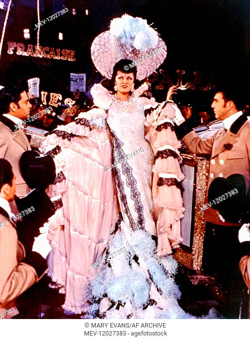 Mae West Characters: Peaches O'Day Film: Every Day's A Holiday (1937) Director: A. Edward Sutherland 18 April 1937