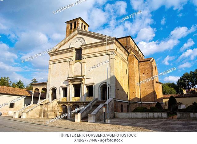 Chiesa San Sebastiano, Mantua, Lombardy, Italy