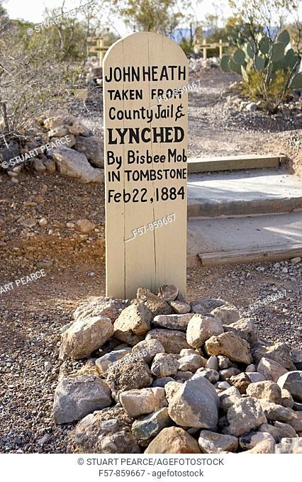 Tombstone, Arizona, USA