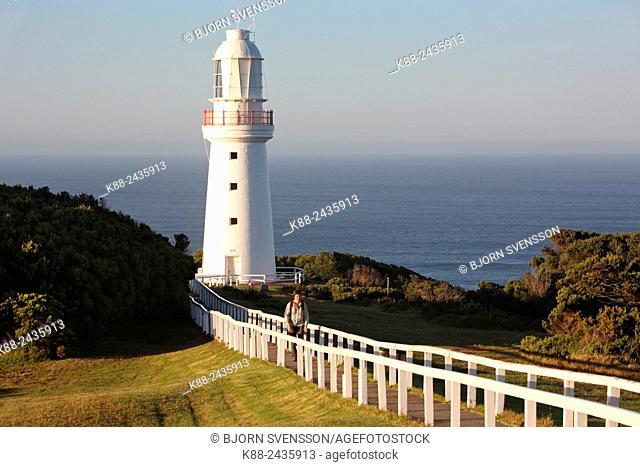 Cape Otway Lightstation. Victoria, Australia