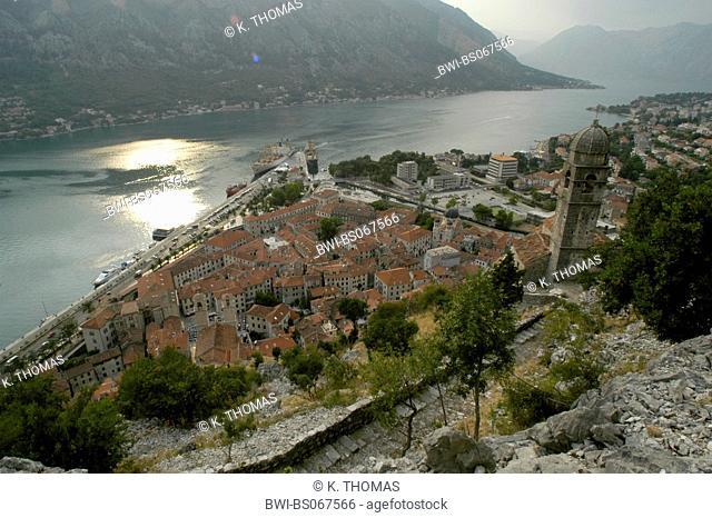 UNESCO World Heritage, Kotor, Serbia-Montenegro, Montenegro, Kotor