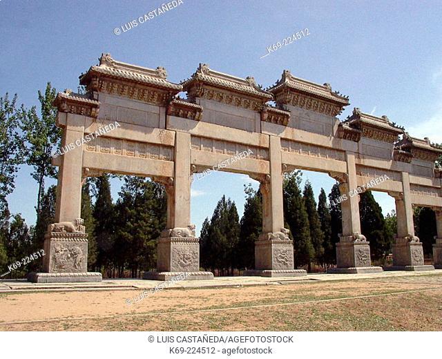Tiannan Ti Bei Arch. Beijing. China