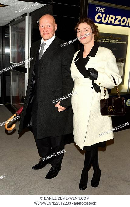 Dior and I - UK film premiere held at the Curzon Mayfair. Featuring: Camilla Rutherford, Guest Where: London, United Kingdom When: 16 Mar 2015 Credit: Daniel...