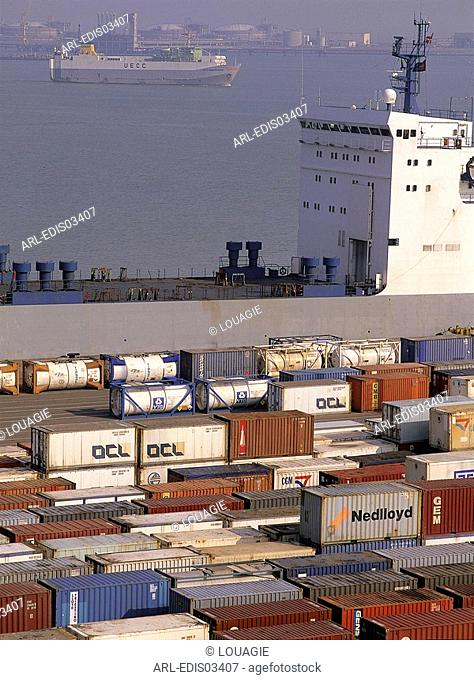 shipping and containers