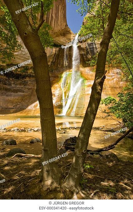 Lower Calf Creek Falls 2