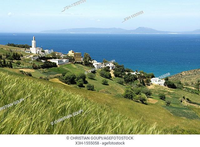 Cape Malabata, Strait of Gibraltar, Tangier, Morocco