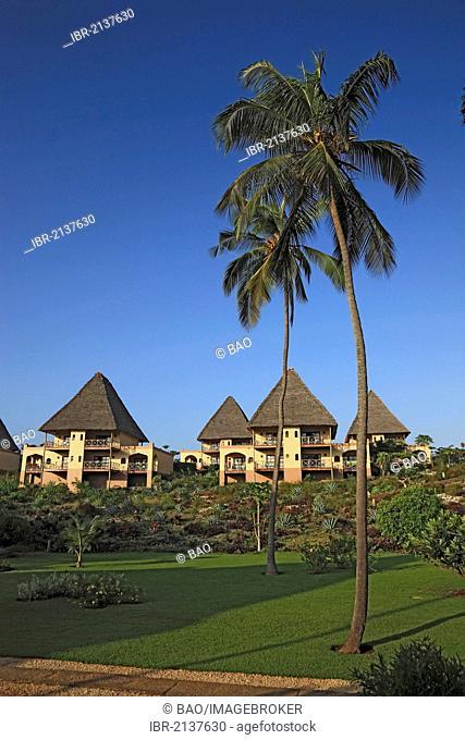 Resort in Zanzibar, Tanzania, Africa