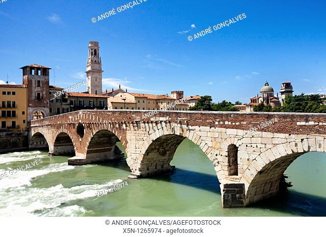 Bridge, Verona, Italy