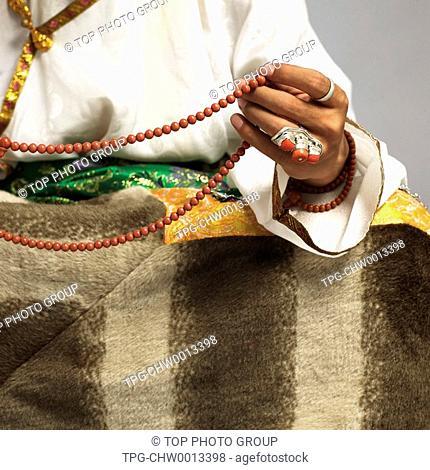 a man of Tibetan Ethnicity