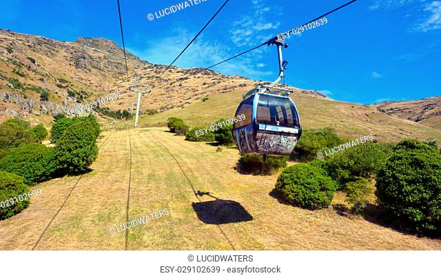 Christchurch Gondola.It offers a unique Christchurch sightseeing experience of breathtaking views of the Christchurch cityscape
