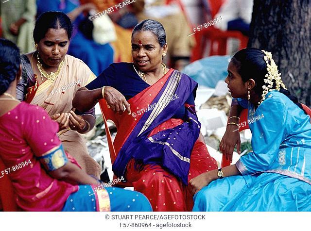 Hindu women in Malaysia
